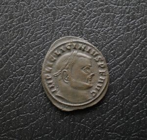 I. Licinius bronz follis